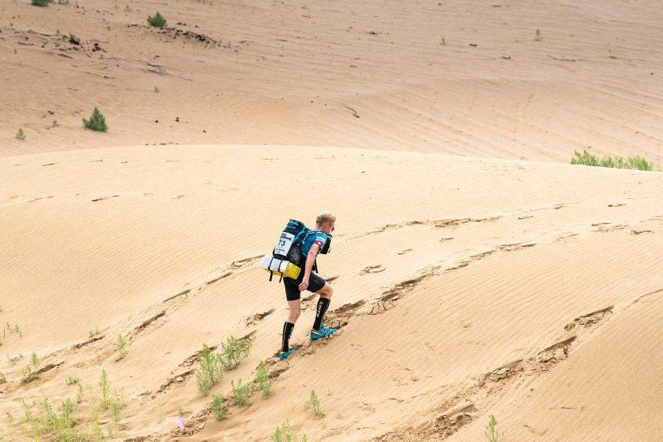 Gobi March (Mongolia) 2020 Ultramarathon-Daring to tackle the dunes